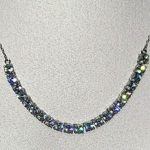 """Jewelry - Prom 20""""Swarovski Zirconia  set in sterling silver"""